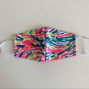 Accessories - Lilly Pulitzer Reusable Face Mask